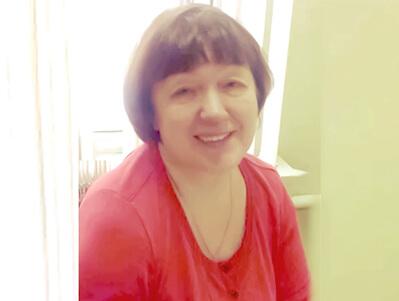 Людмила Витальевна Кут