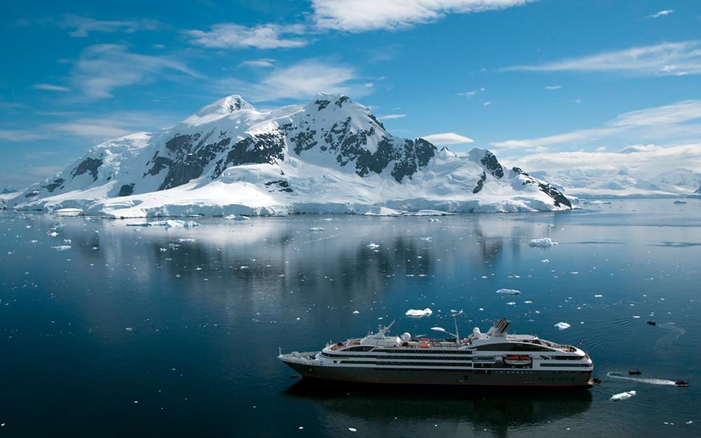 Экспедиция «Русская Арктика: от Камчатки до Курильских островов»