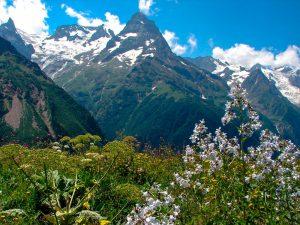 Встречи с чудесами Кавказа