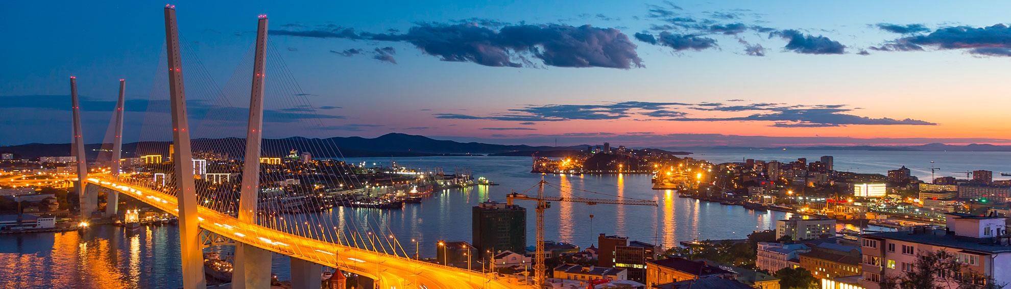 Тур Владивосток - жемчужина у моря