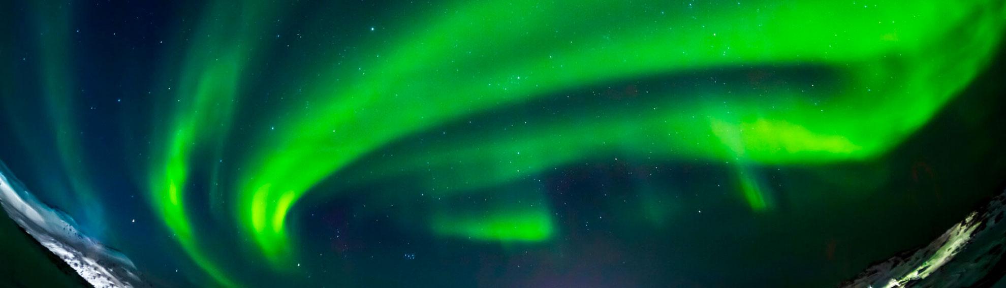 Новогодние приключения в Русской Лапландии