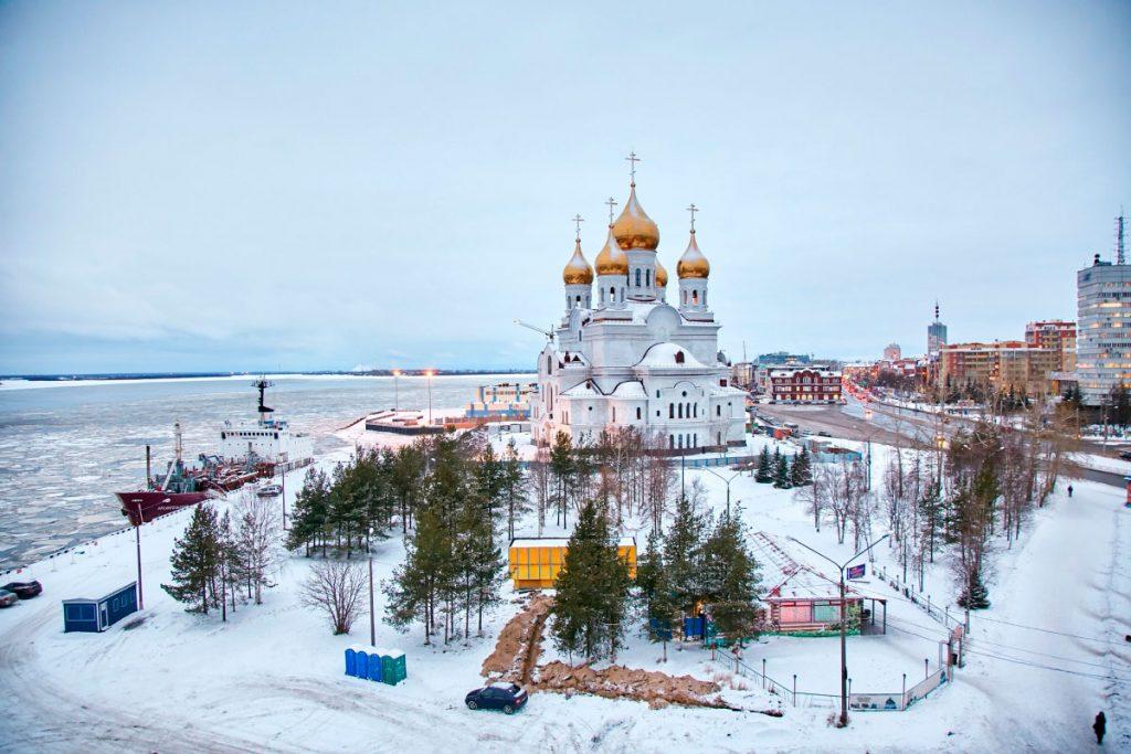 «Встреча Нового года в Архангельске»