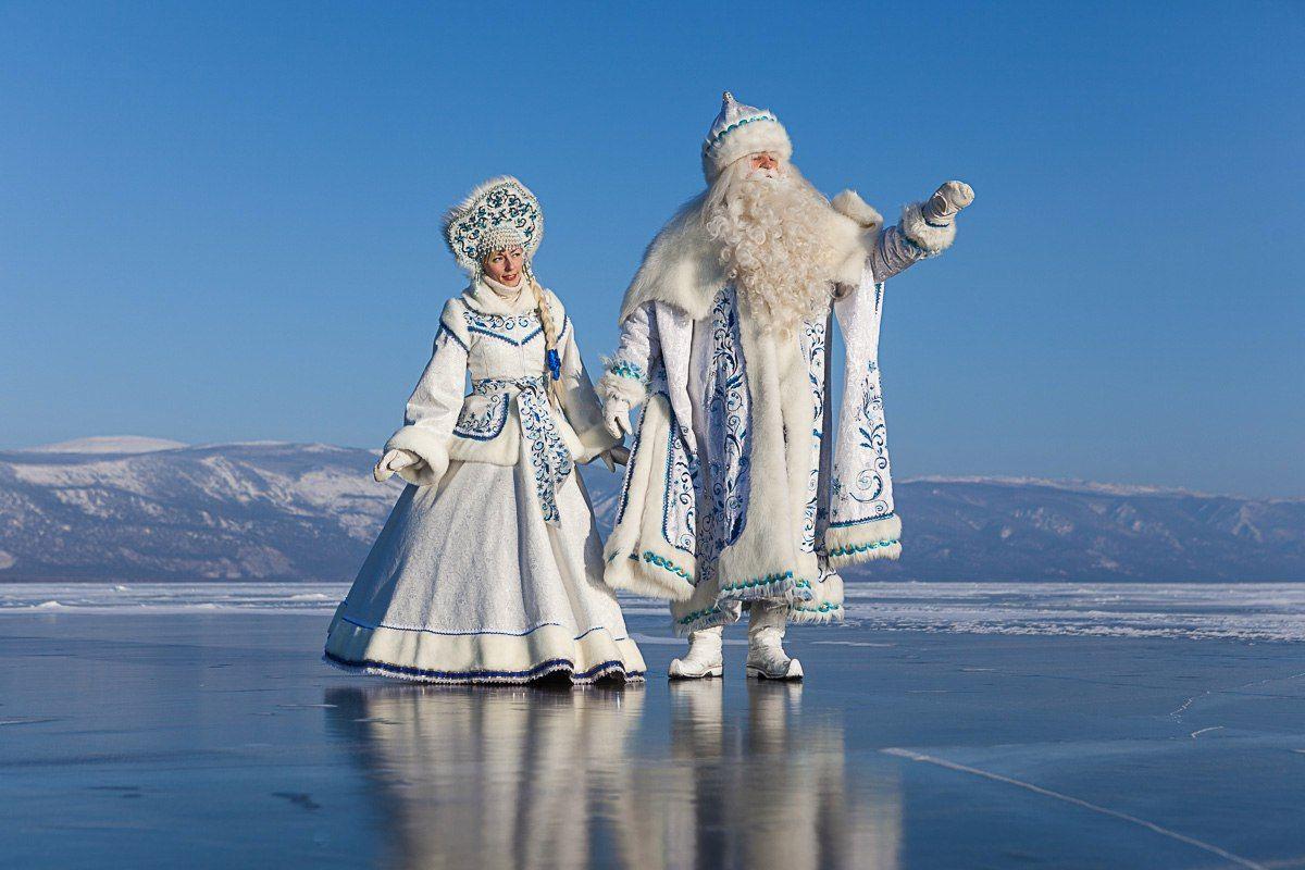 Байкал «Новый Год»