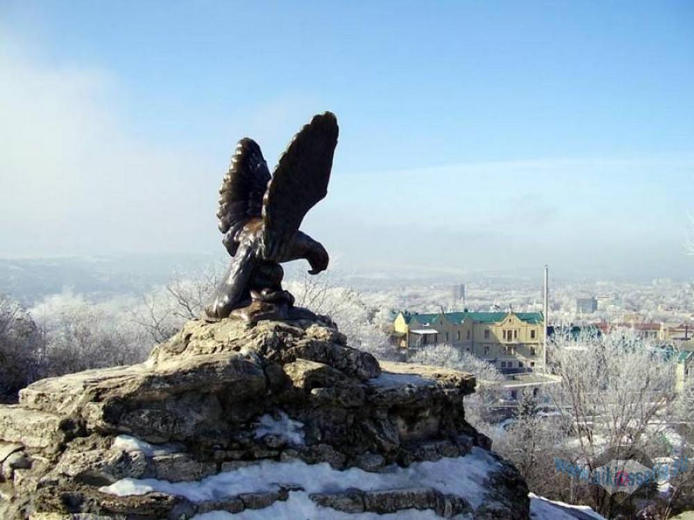 Новогодний тур на Кавказ