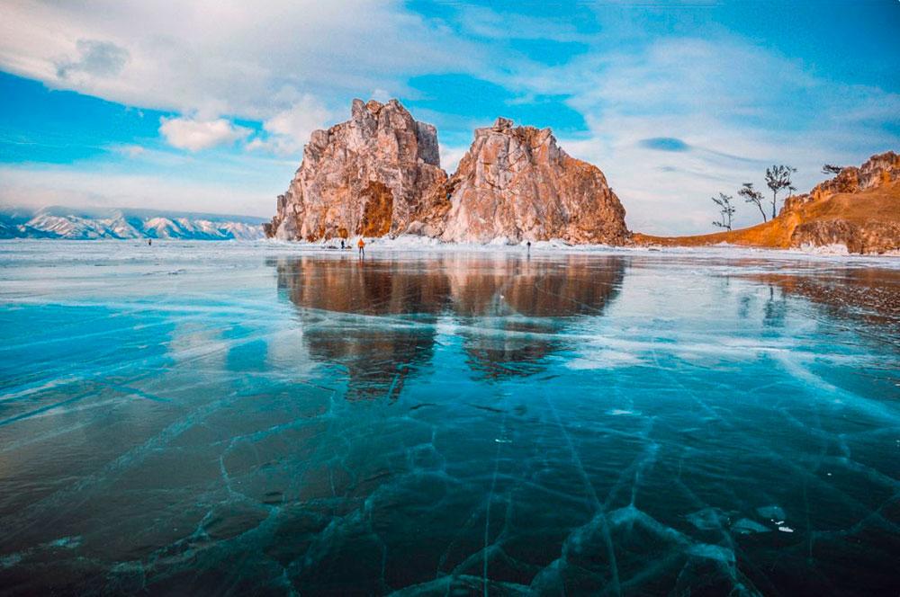 Новогодний тур на Байкал